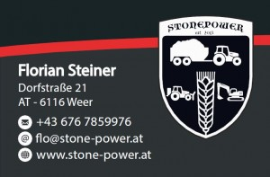 Stone Power Front